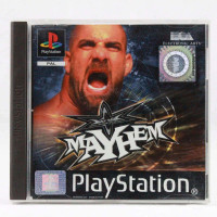 WCW Mayhem (Playstation 1)
