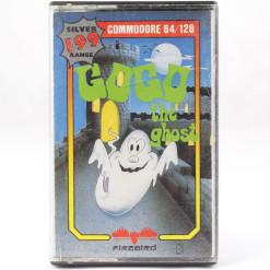 Gogo the Ghost (C64 Cassette)