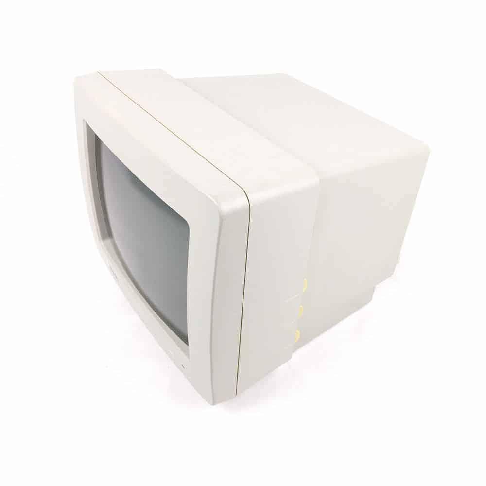 Atari SM124 Monitor