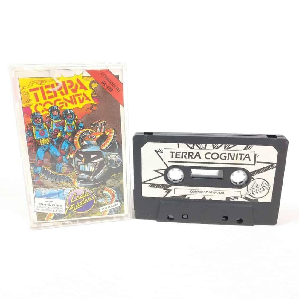 Terra Cognita (Commodore 64 Cassette)