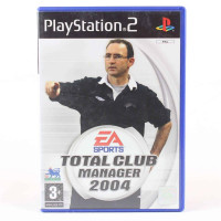 Total Club Manager 2004 (Playstation 2)