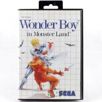 Wonder Boy in Monster Land (SEGA Master System)