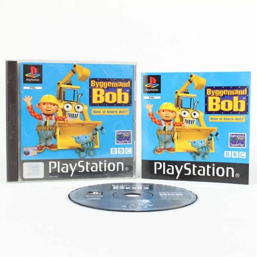 Byggemand Bob: Kan vi klare det? (Playstation 1)