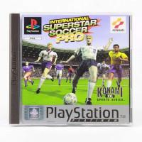 International Superstar Soccer Pro (PS1 - Platinum)