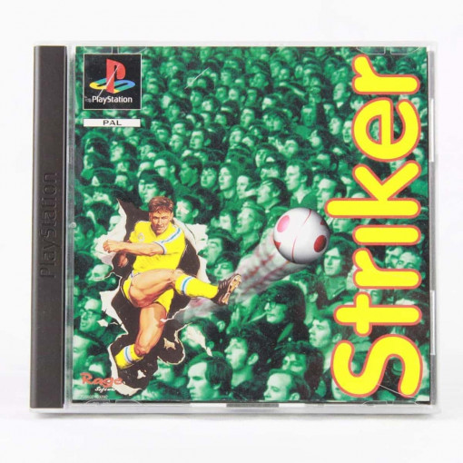 Striker '96 (PS1)