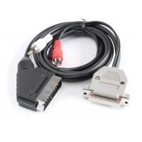 Amiga RGB til Scart Audio/Videokabel