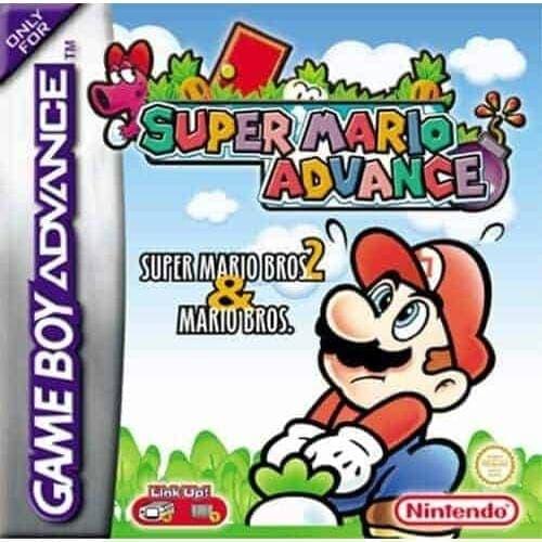 Game Boy Advance Spil