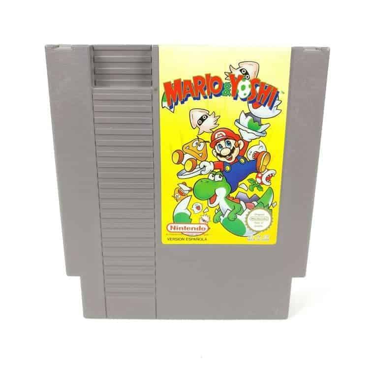 Mario & Yoshi (Nintendo NES)