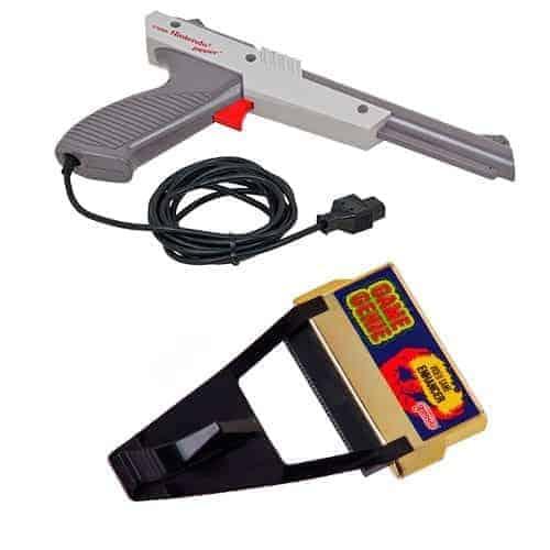 NES Tilbehør
