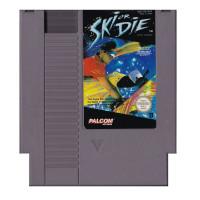 Ski or Die (Nintendo NES, PAL-B, SCN)