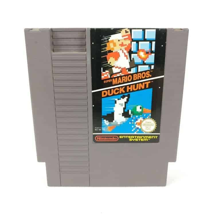 Super Mario Bros. / Duck Hunt (NES)