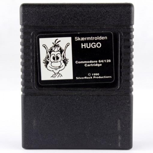 Skærmtrolden Hugo (C64)