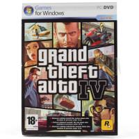 Grand Theft Auto IV - GTA 4 (PC)