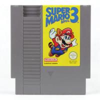 Super Mario Bros 3. (Nintendo NES, PAL-B, SCN)