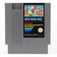 Super Mario Bros. (Nintendo NES, PAL-B, SCN)