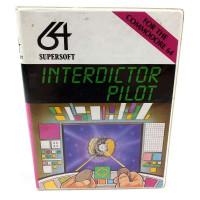 Interdictor Pilot (C64 Cassette)