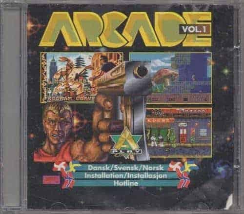 Arcade Vol. 1 (PC Jewelcase)