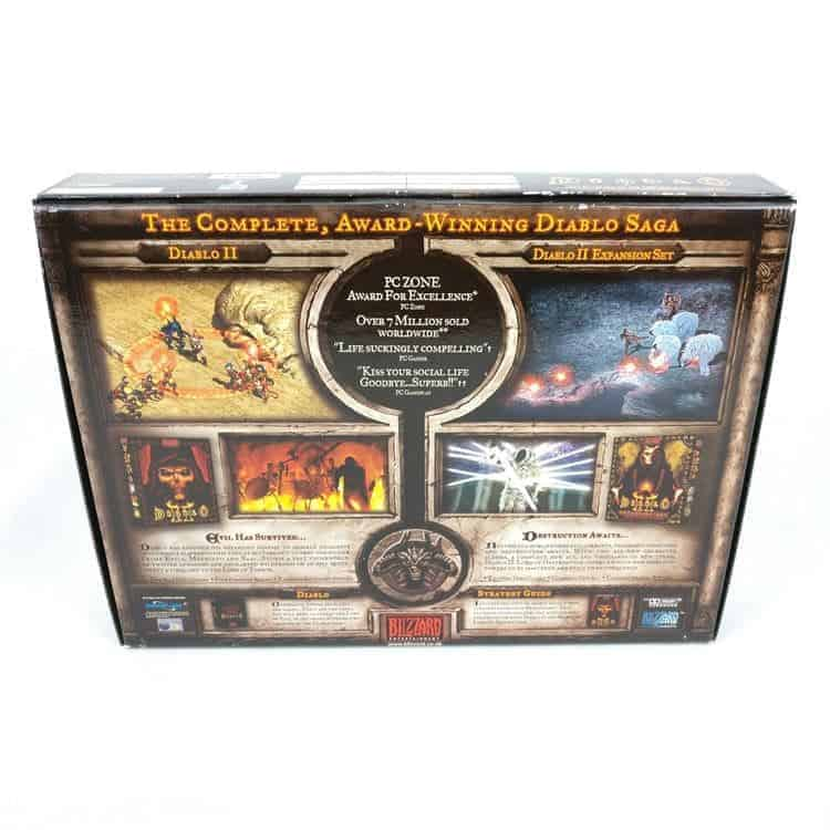 Diablo: Battle Chest (PC Big Box)