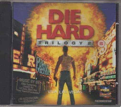 Die Hard Trilogy 2: Viva Las Vegas (PC Jewelcase)