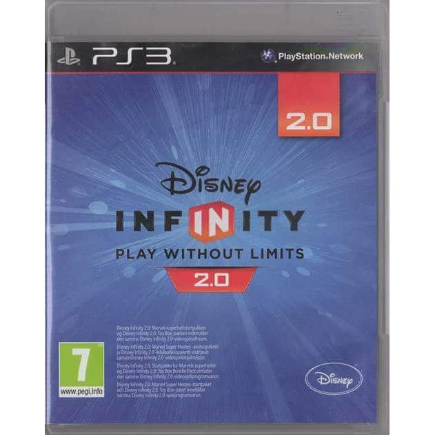 Disney Infinity 2.0: Play Without Limits (Playstation 3 / PS3)