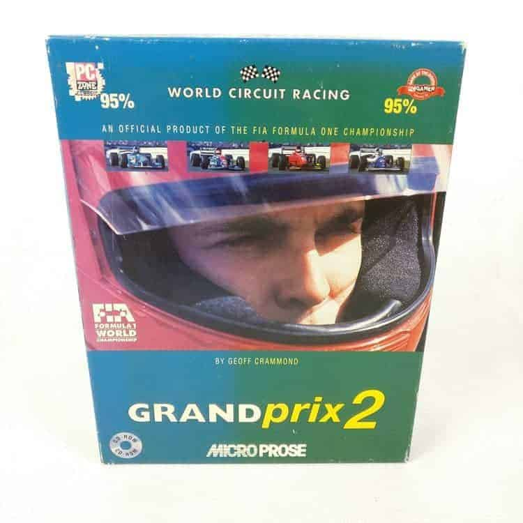 Grand Prix 2 (PC Big Box)