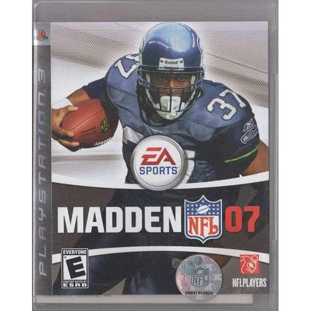 Madden NFL 07 (Playstation 3 / PS3)
