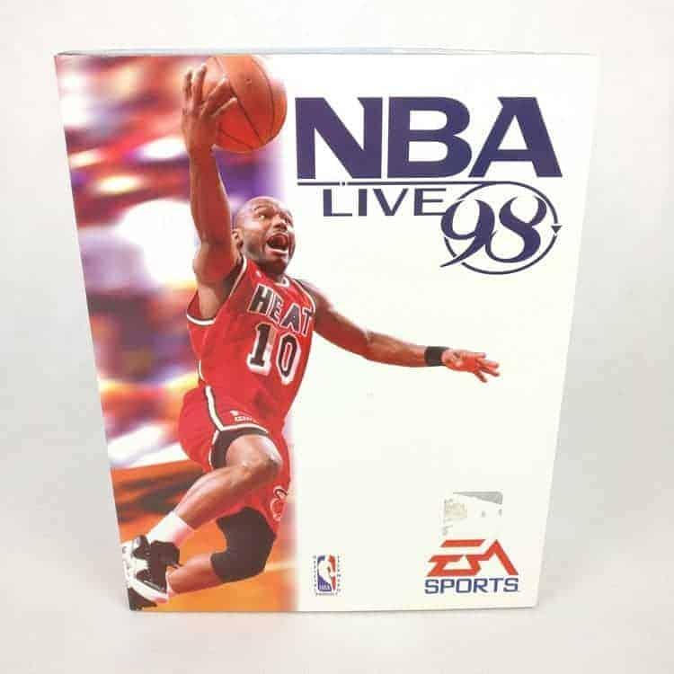 NBA Live 98 (PC Big Box)