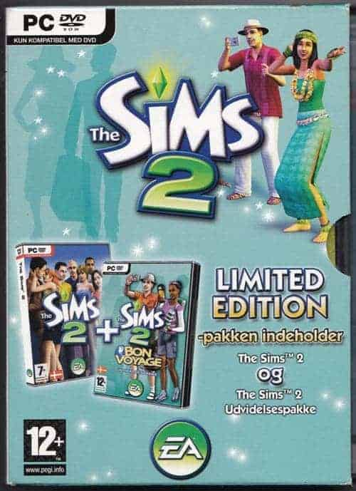 The Sims 2: Limited Edition (PC)