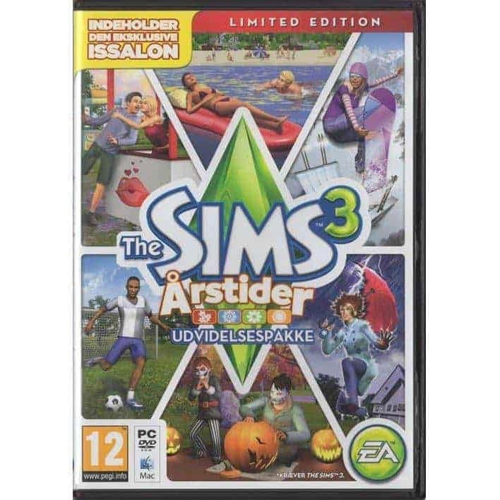 The Sims 3: Årstider (PC / Mac)