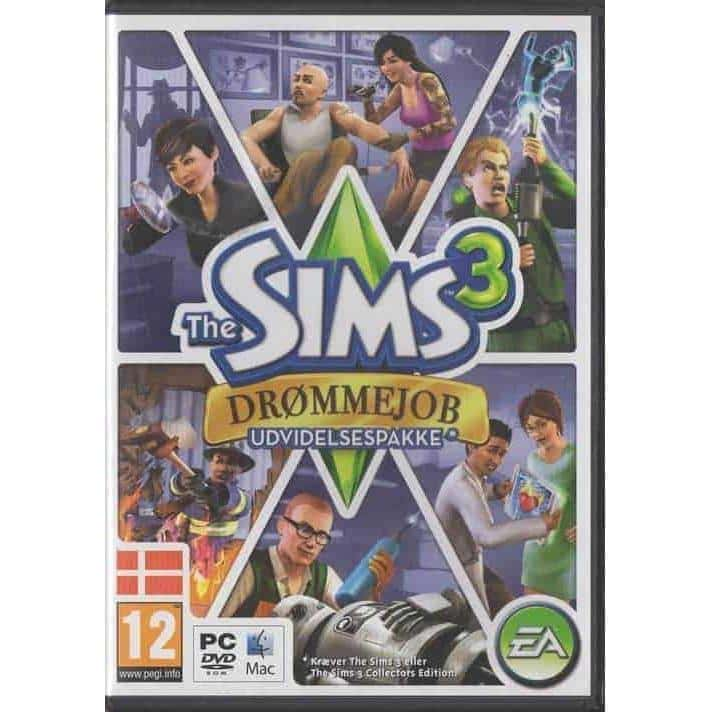 The Sims 3: Drømmejob (PC/Mac)
