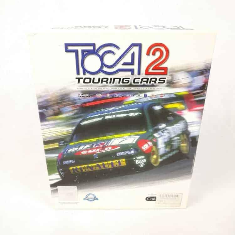 TOCA 2: Touring Cars (PC Big Box)