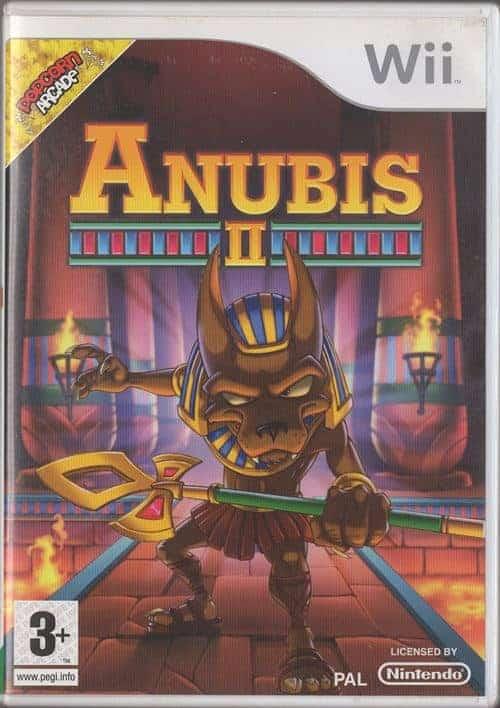 Anubis II (Nintendo Wii)