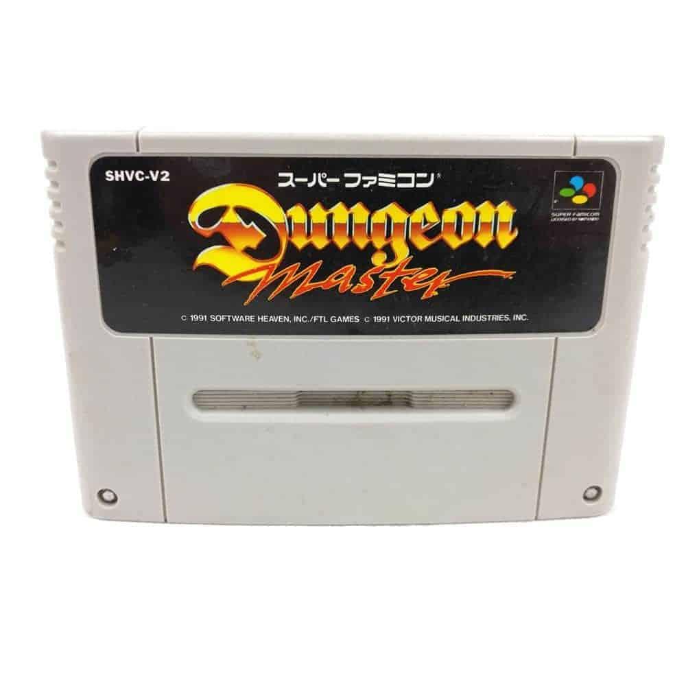 SNES Spil (Famicom)