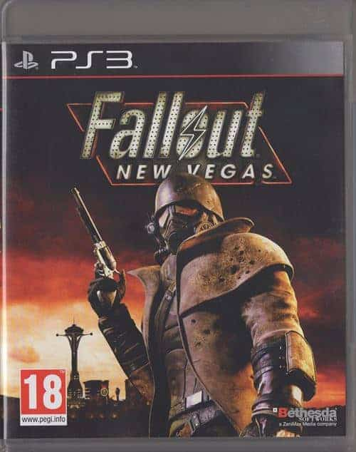 Fallout: New Vegas (Playstation 3 / PS3)