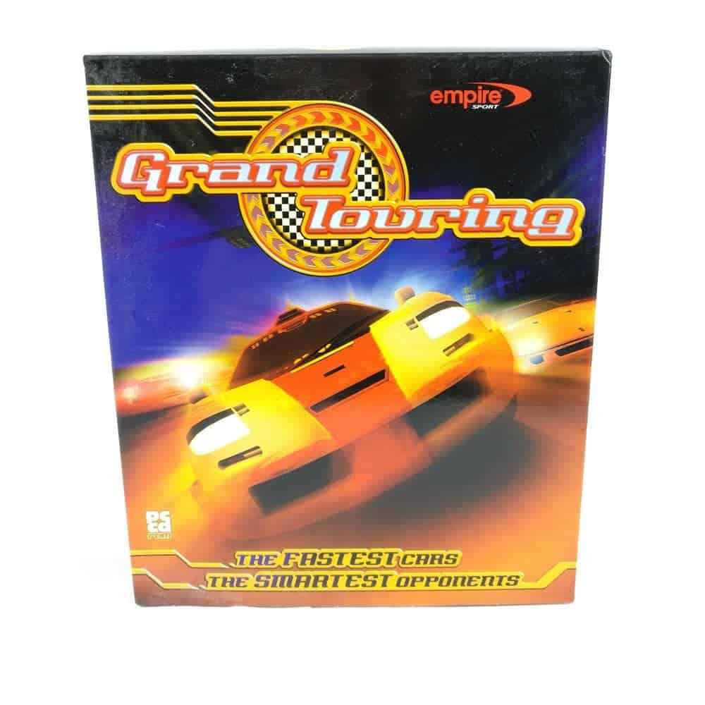 Grand Touring (PC Big Box)