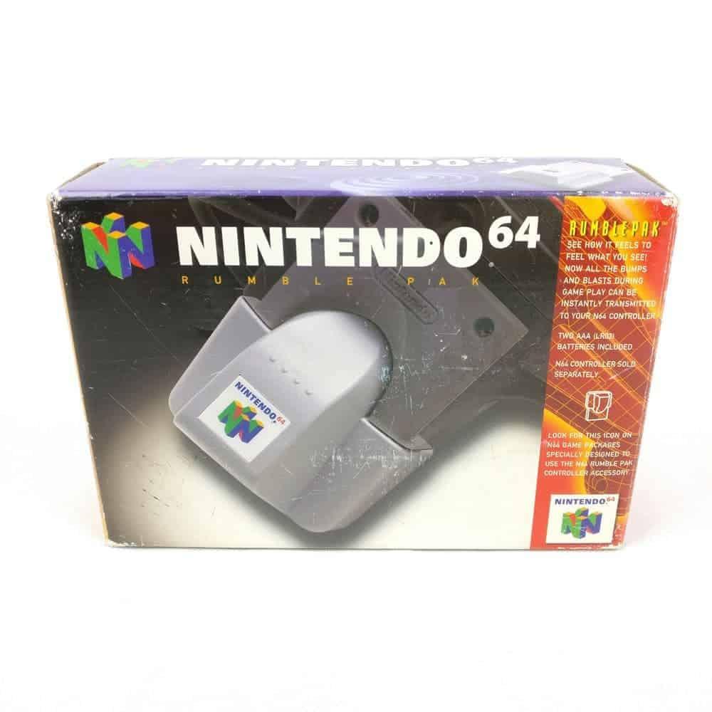 Nintendo 64 Rumble Pak (Boxed)