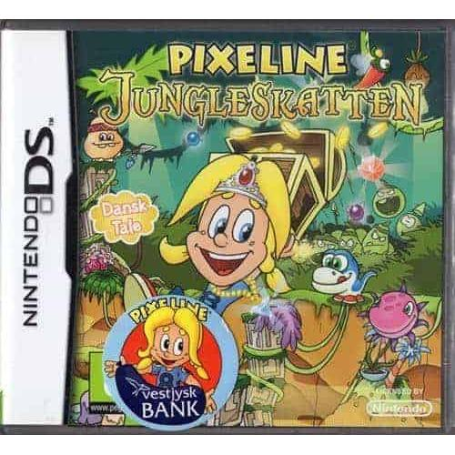 Pixeline: Jungleskatten (Nintendo DS)