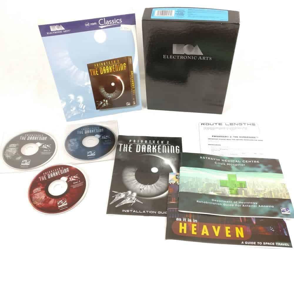 Privateer 2: The Darkening (PC Big Box)