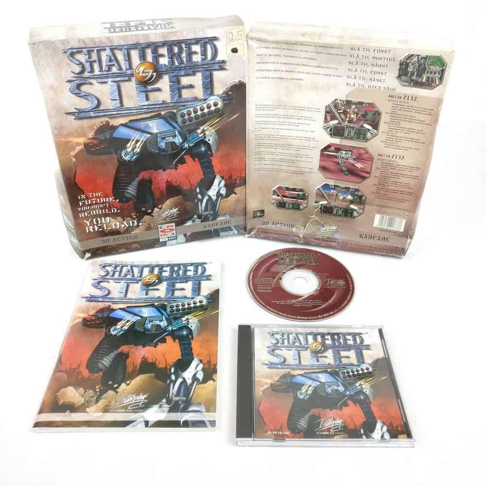 Shattered Steel (PC Big Box)