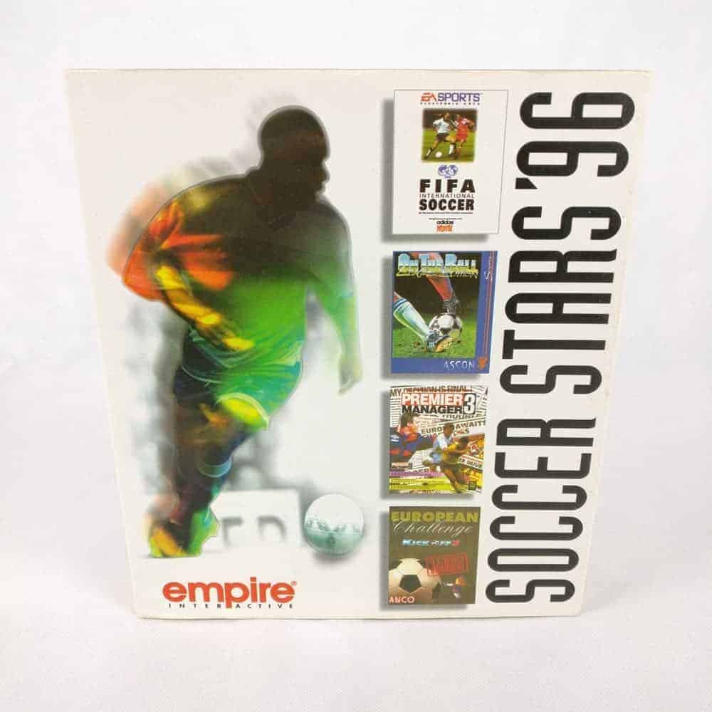 Soccer Stars '96 (PC Big Box)