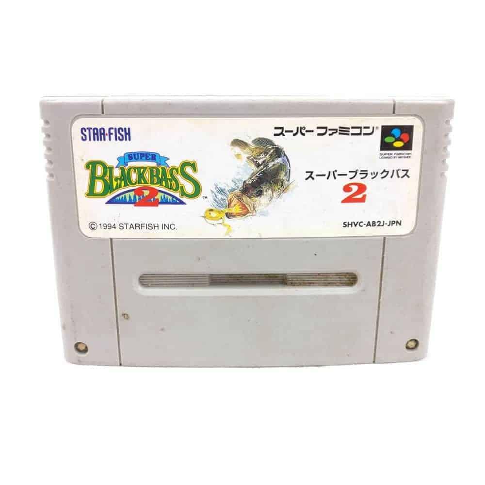 Super Blackbass 2 (Super Famicom / JPN)
