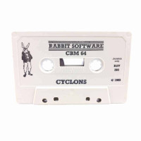 Cyclons (Commodore 64 Cassette)