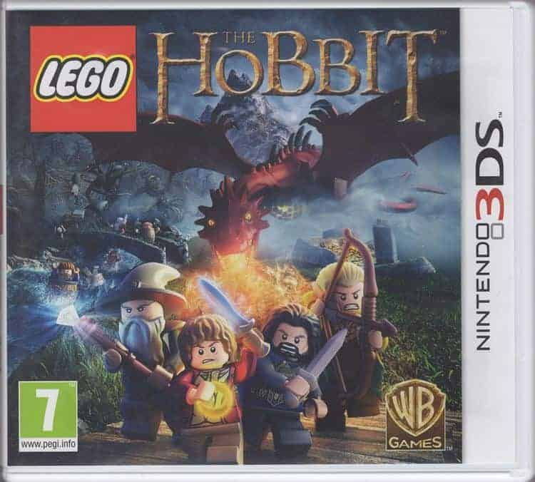 LEGO The Hobbit (Nintendo 3DS)