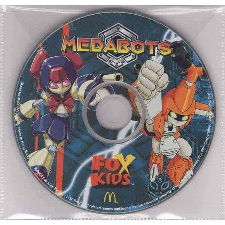 Medabots (PC - CD)