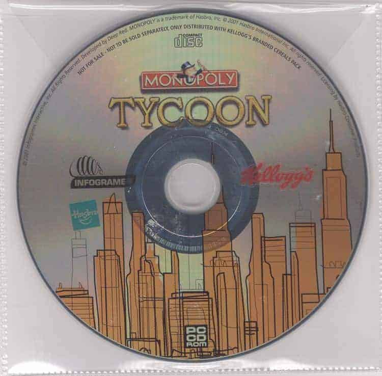 Monopoly Tycoon (PC - CD)