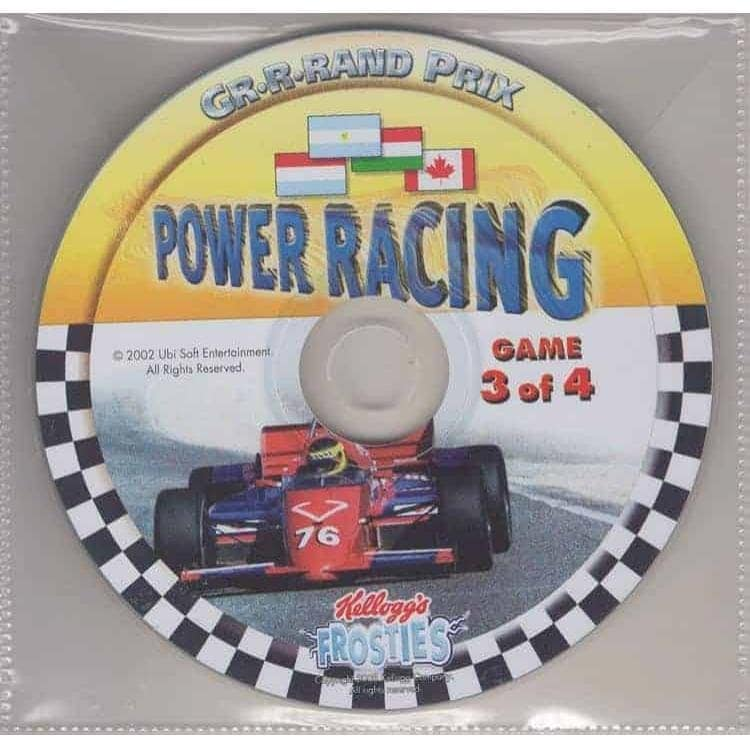 Power Racing - Game 3 of 4 (PC - CD)