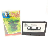 Psycastria (Commodore 64 Cassette)