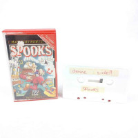 Spooks (C64 Cassette)