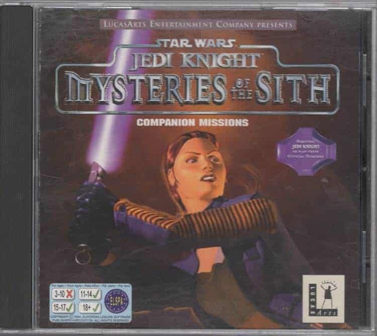 Star Wars: Jedi Knight - Mysteries of the Sith (PC)