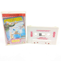 Supersports (Commodore 64 Cassette)